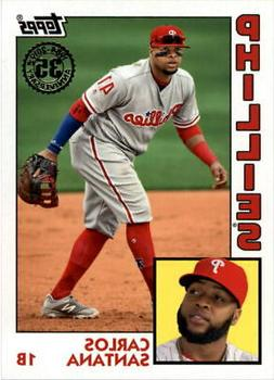 2019 Topps Baseball Part 7 '84 Topps Silver Pack Rookies All