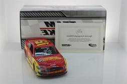 2020 RYAN BLANEY Autographed #12 Advance Auto Parts 1:24 132