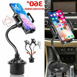 360° Universal Car Cup Holder Mount Cradle Magnetic Suction