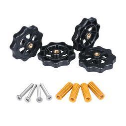 3D Printer Parts M4X40 Screws Auto Leveling Nut Spring Screw