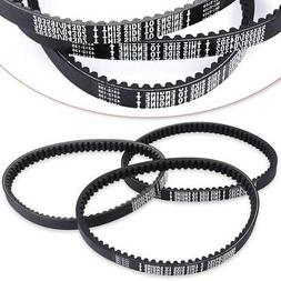 3pcs Rubber Go Kart Engine Drive Clutches Belt For Yerf-Dog
