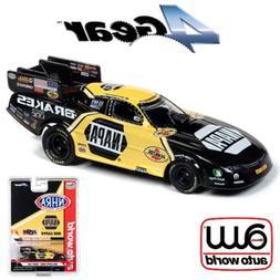 Auto World 4Gear NHRA R23 Ron Capps '19 NAPA Parts Dodge Fun
