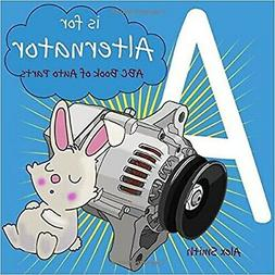 a is for altertor abc book of