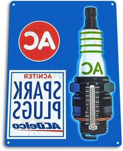 ac spark plugs garage auto shop parts