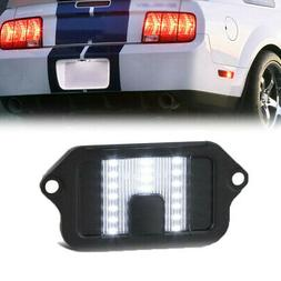 Auto Parts LED Plate Parking Lights For Ford Mustang 2005-20