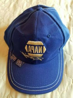 NAPA AUTO PARTS RACING Baseball Cap Hat, One Size Fits All;