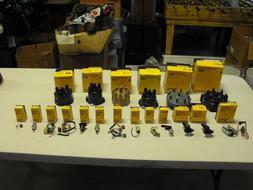 KEM AUTO PARTS TUNE UP PRODUCTS LOT #2 NEW OLD STOCK
