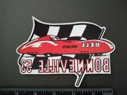 Bell Auto Parts Vinyl Decal Sticker Vintage Racing Window De