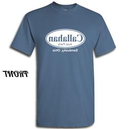 Callahan Auto Parts Shirt Multiple Sizes and Colors From Tom