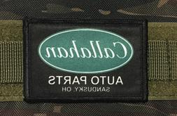 Callahan Auto Parts Tommy Boy Morale Patch Tactical Military