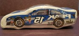 Clint Bowyer Race in to Napa Auto Parts/ Peak Motor Oil #15
