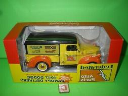 FEDERATED AUTO PARTS 1947 47 DODGE CANOPY DELIVERY TRUCK ERT