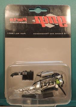 FORD 5.0 MUSTANG ENGINE AND TRANSMISSION GMP 1:18 SCALE MODE