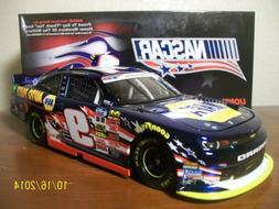 FREE SHIP CHASE ELLIOTT 2014 #9 NAPA AUTO PARTS SALUTE COLOR
