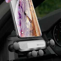 Gravity INIU Air vent Clip Car Mount Holder For Samsung and