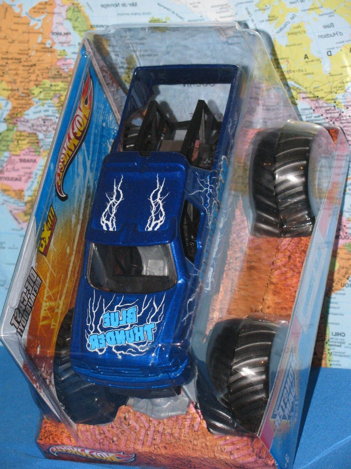 1/24 HOT JAM BLUE THUNDER DIE-CAST PARTS
