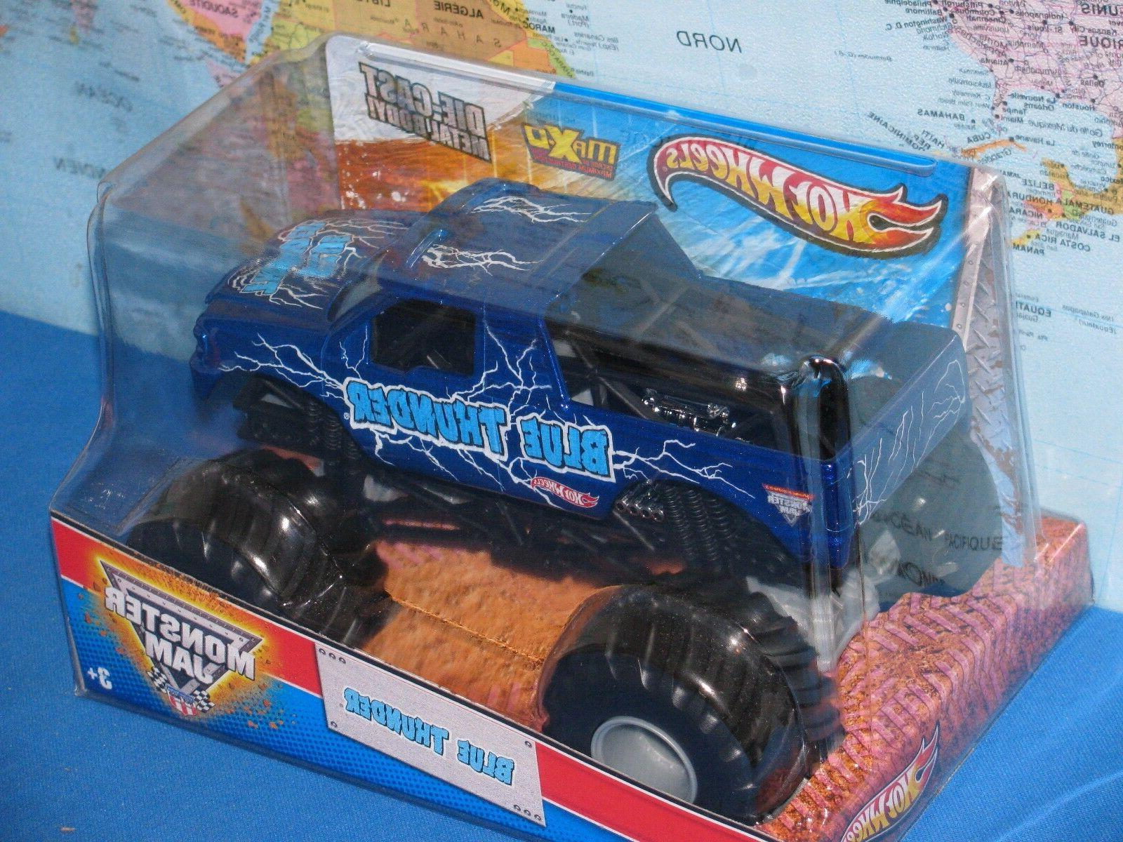 1/24 HOT JAM TRUCK DIE-CAST PARTS