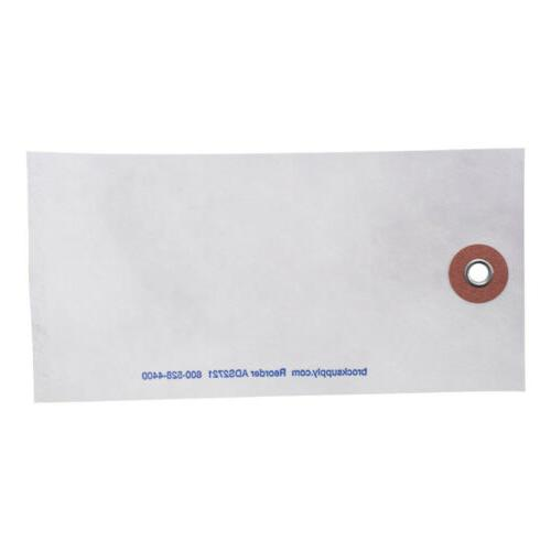 """1000 White 3/4"""" x Inventory Parts Labels"""