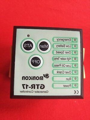 1pc generator controller gtr 17 genset parts