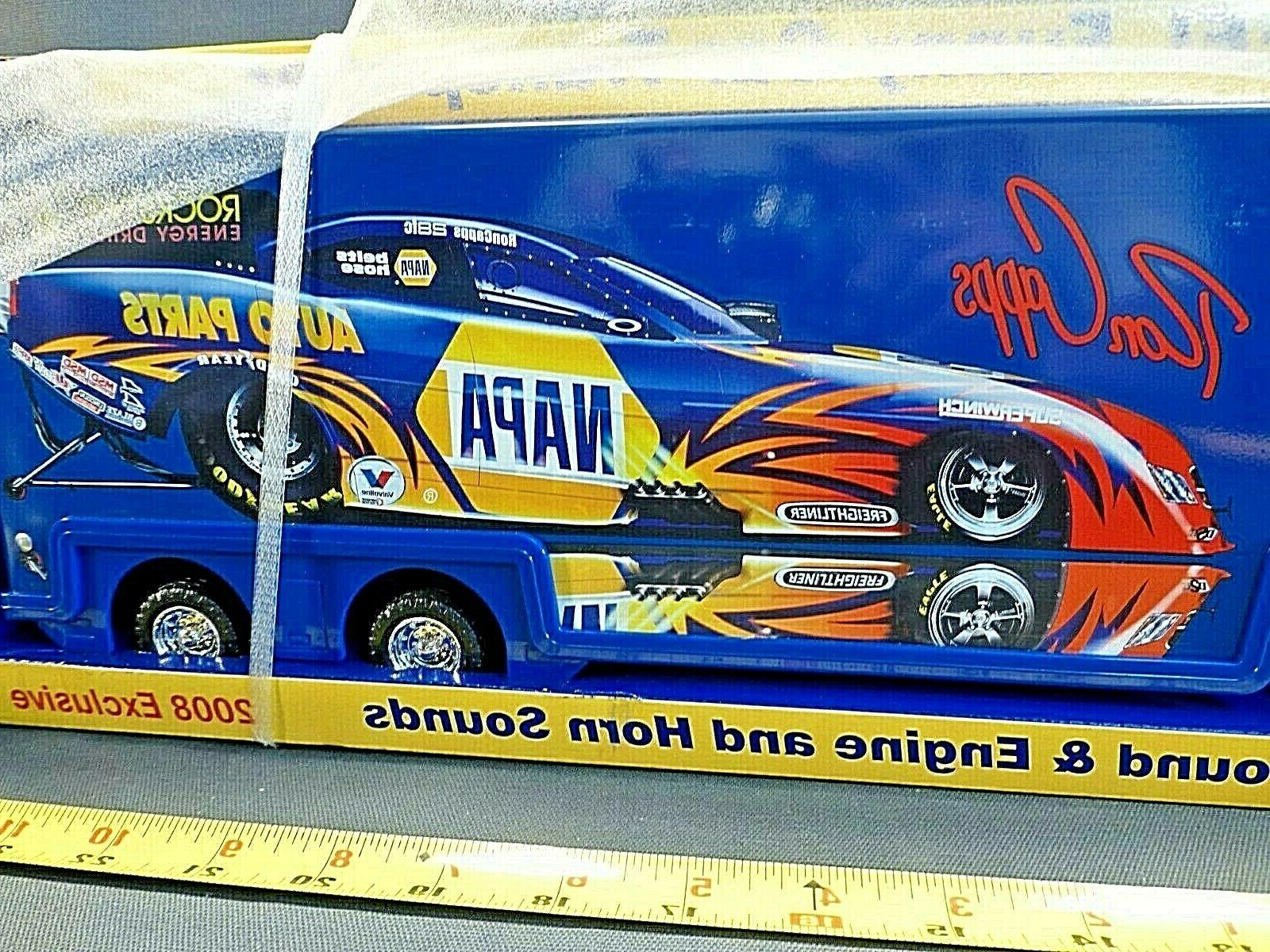 2008 Ron Capps Funny New