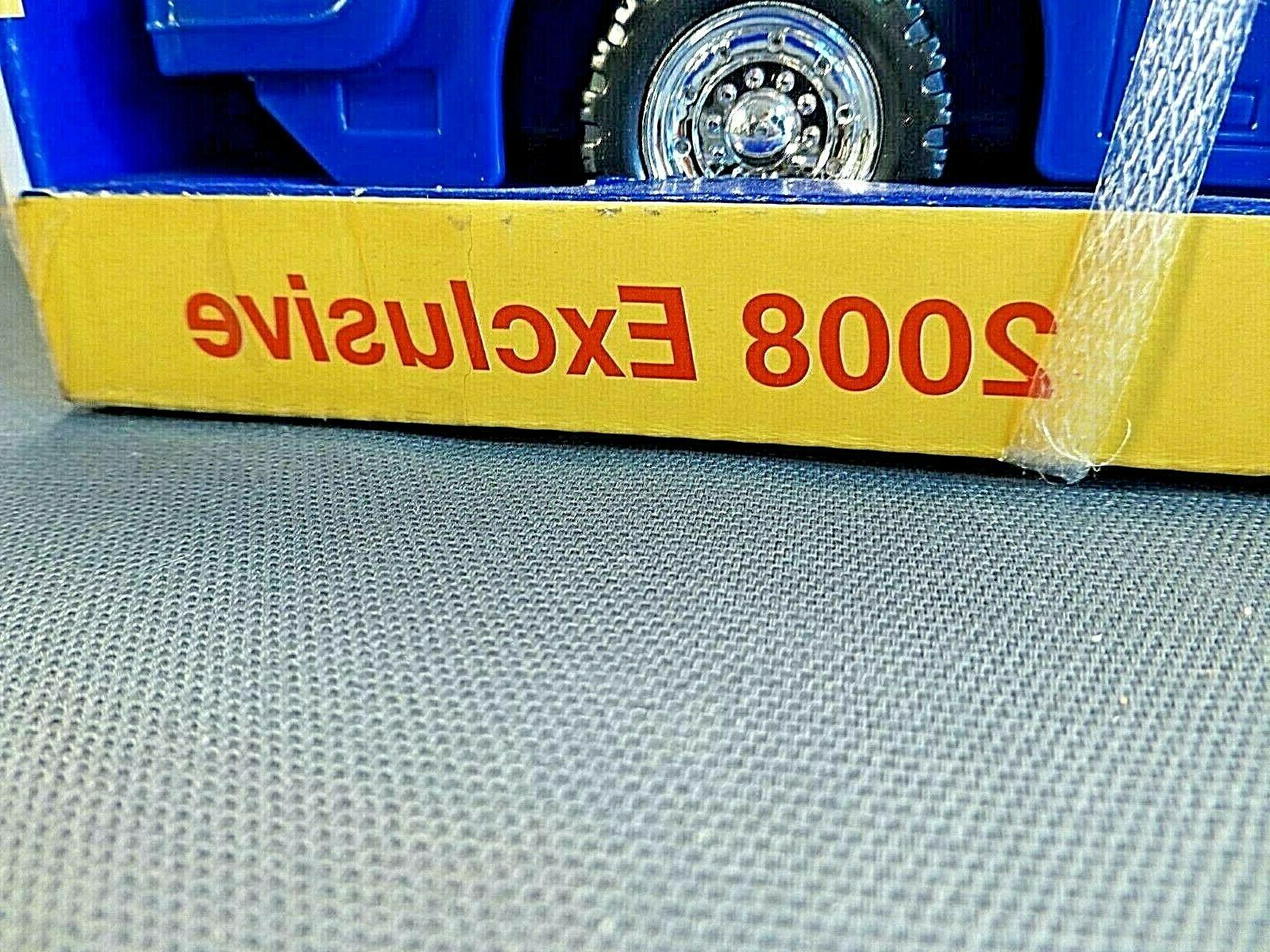 2008 Napa Auto Ron Capps Stamped Funny Car Transporter New