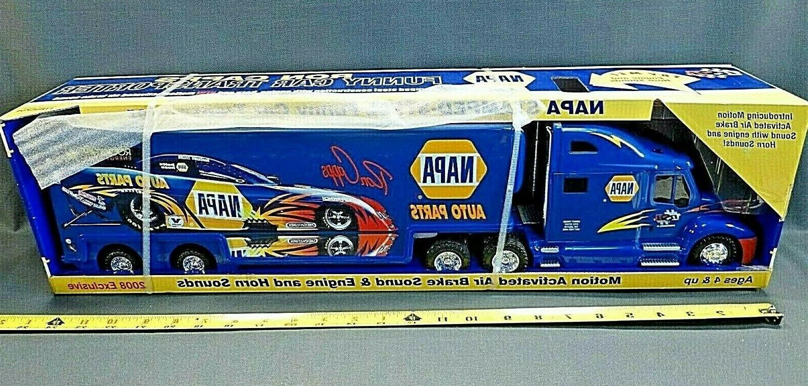 2008 auto parts ron capps stamped steel