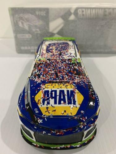 2019 #9 NAPA Parts Charlotte ROVAL Raced Win Chase