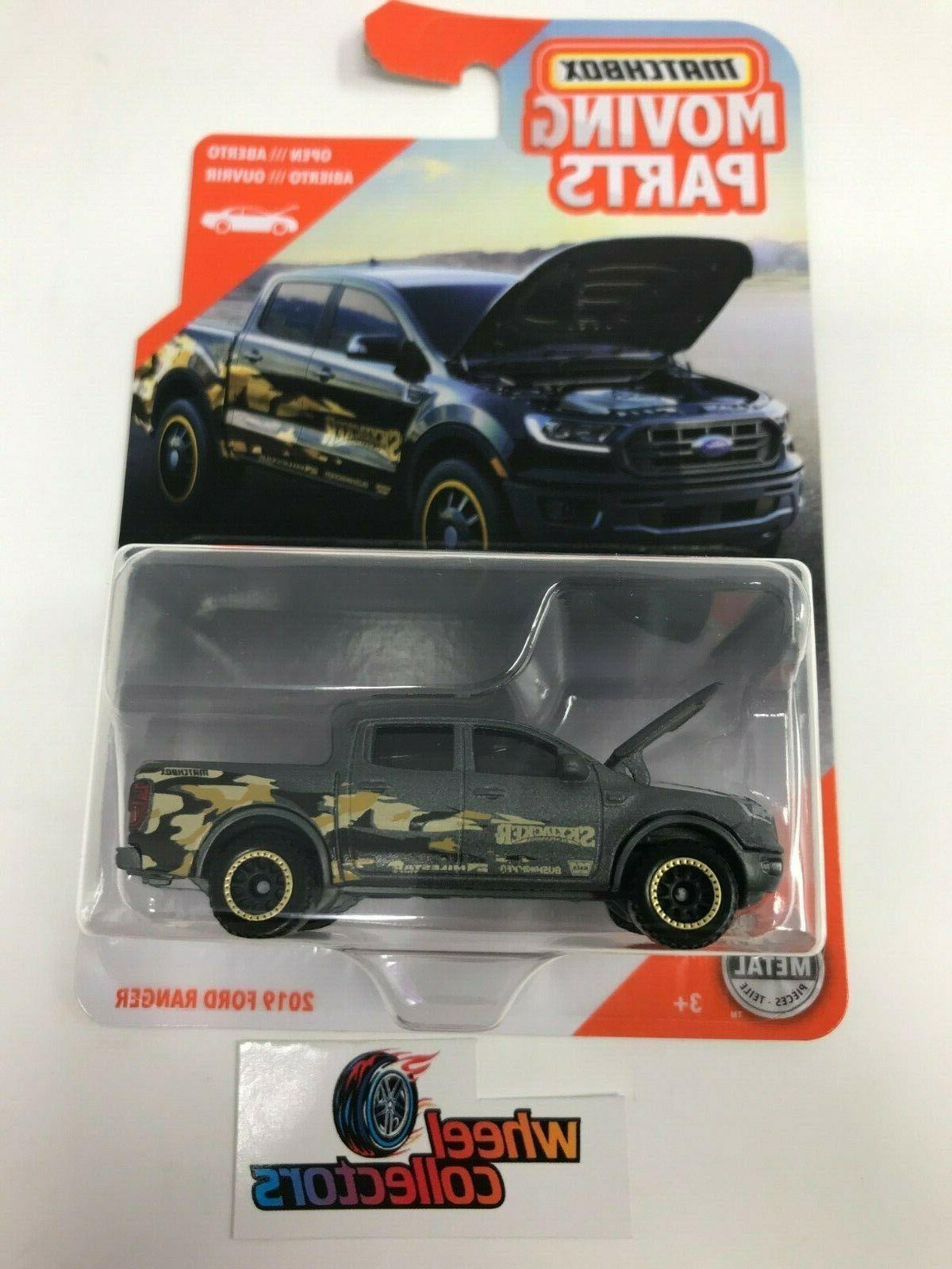 2019 ford ranger 2020 moving parts case