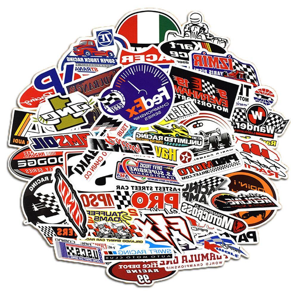 50pcs auto car parts nhra drag racing
