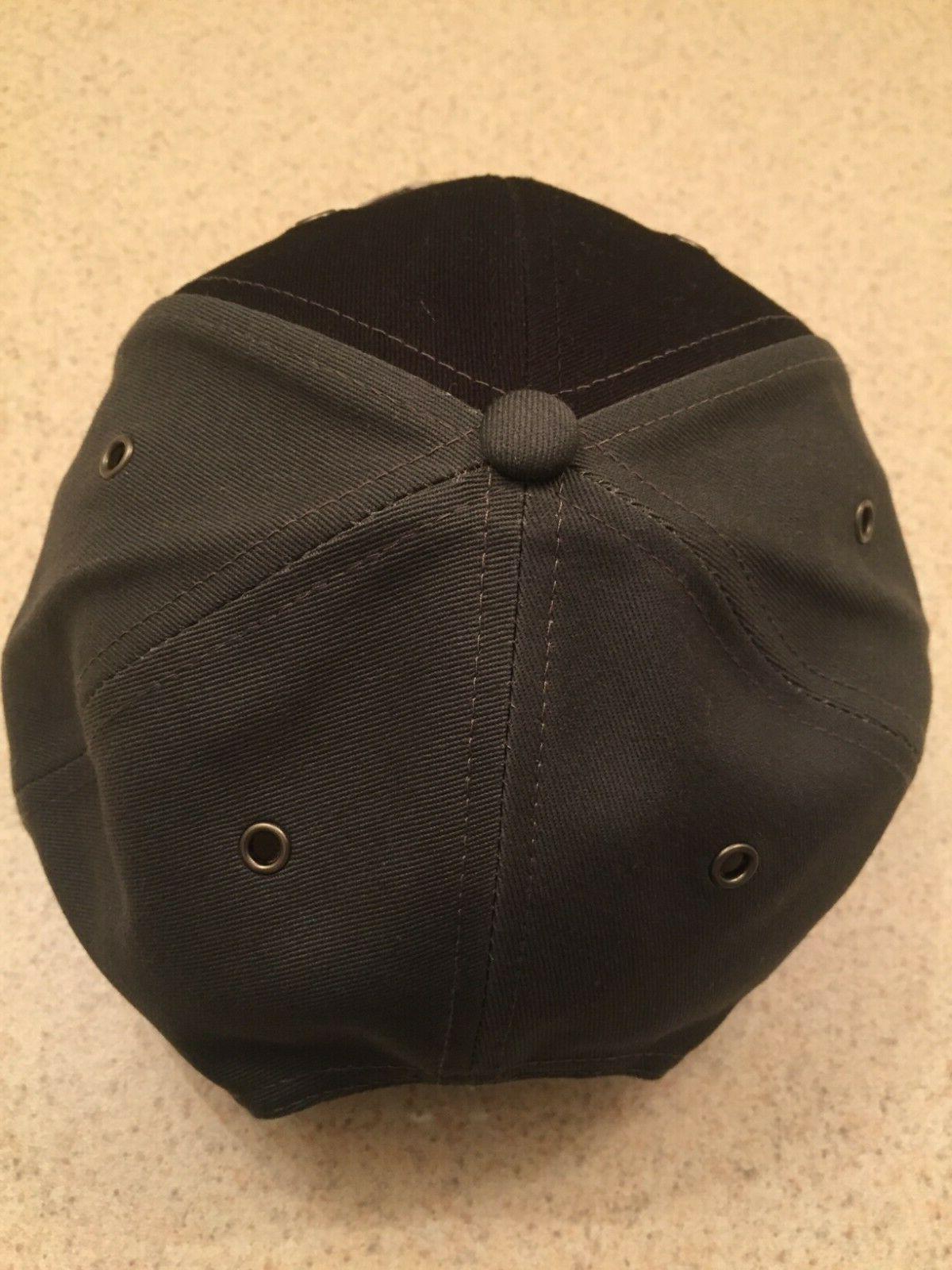 Advance Gray Logo Baseball Hat