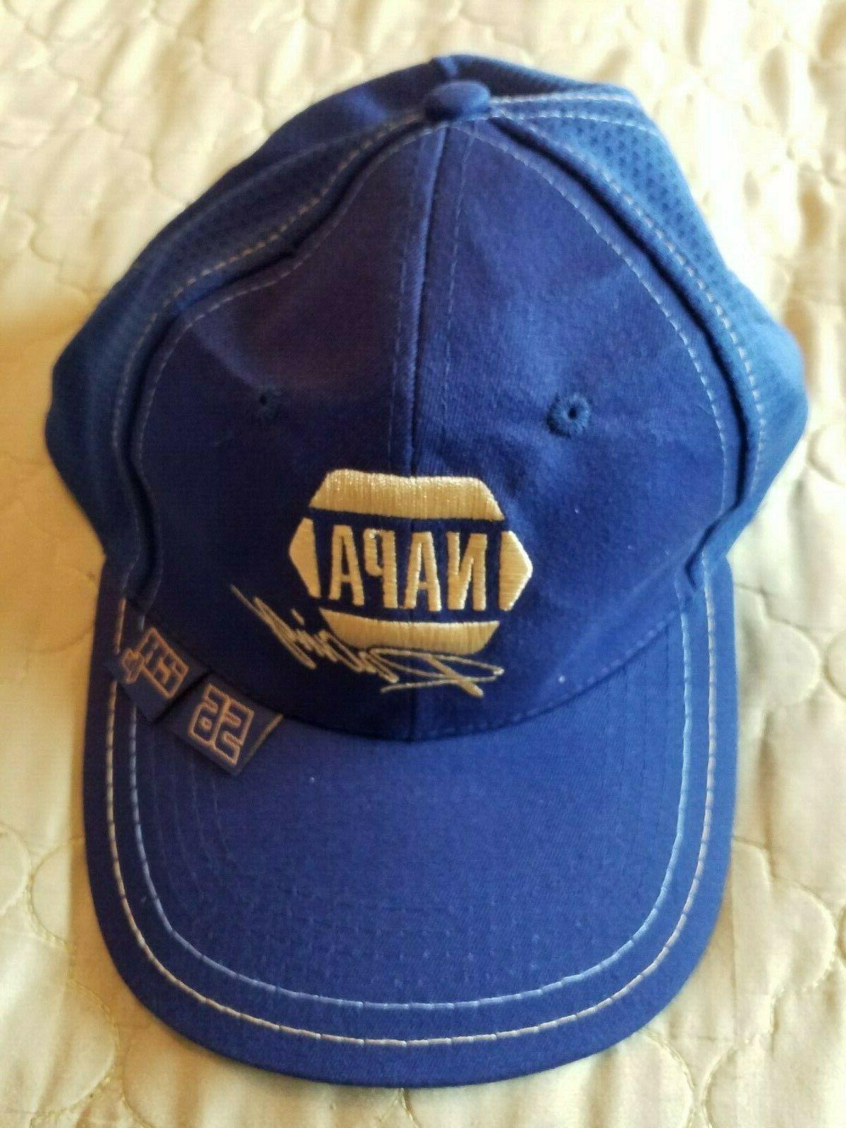auto parts racing baseball cap hat one