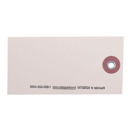 "Auto Pc Box Manila Card Stock Wire Pen Kit 3/4"" 1"