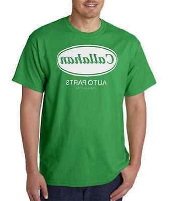 callahan auto parts t shirt all sizes