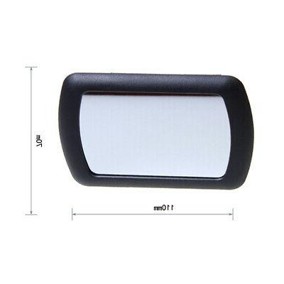 Interior Cosmetic Mirror Tool Auto Makeup Car Sun Clear