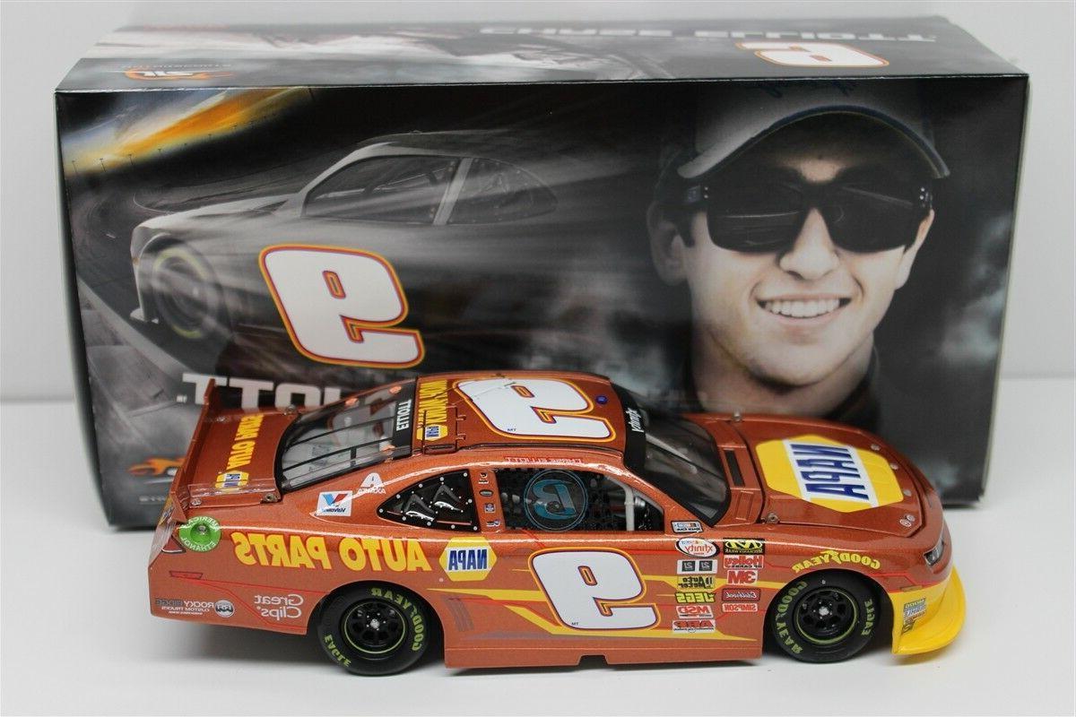 Chase Elliott NAPA Auto Parts Nascar Diecast