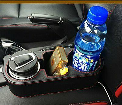 Coin Side Pocket Side Pocket Car Black