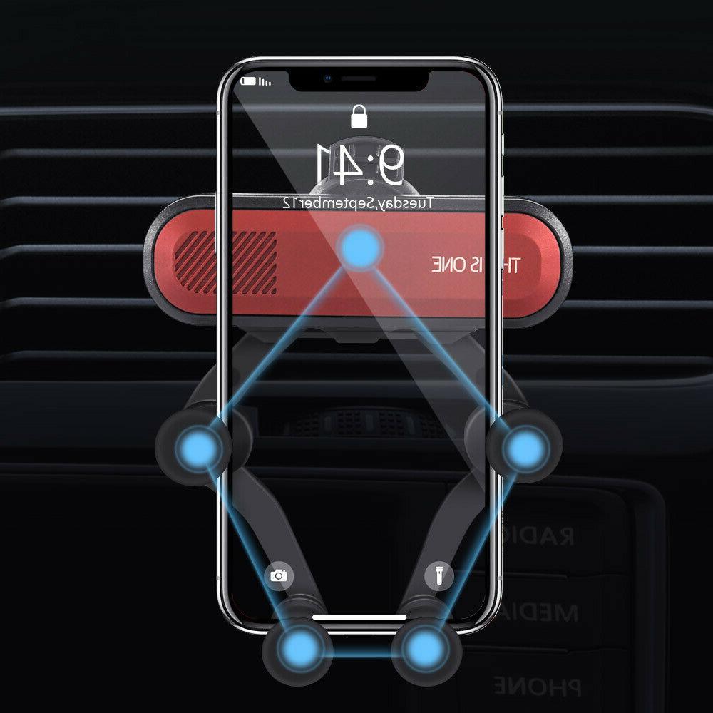 Gravity INIU Clip Car Mount For Smartphones