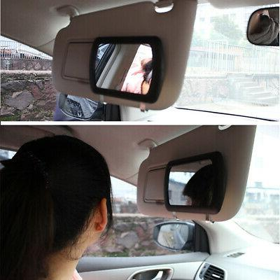Interior Cosmetic Mirror Auto Parts With Makeup Sun Visor Clear