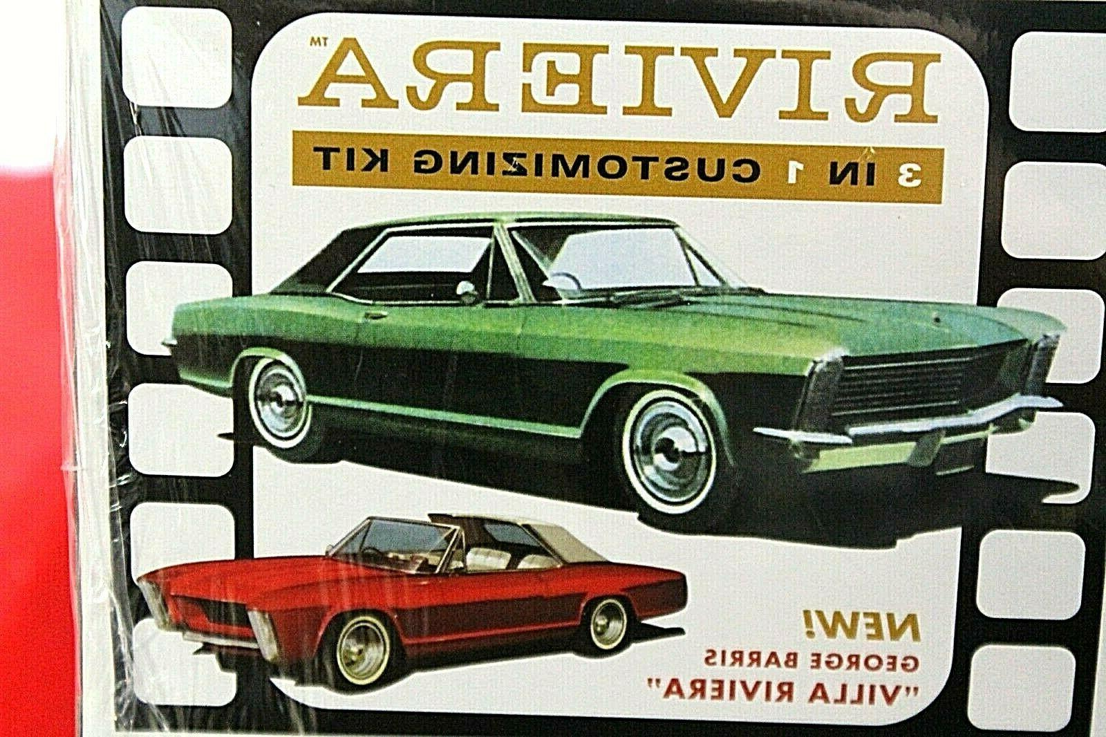 model car parts 1965 buick body glass
