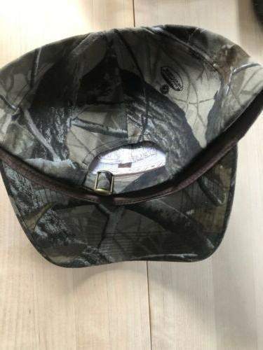 Napa Auto Real Tree Camo Lot 2 Hats