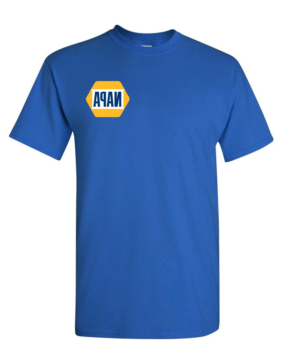 napa t shirt auto parts car repair