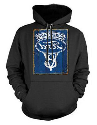 new ford genuine parts v8 hoodie f150