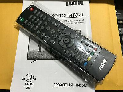 rled6090 rcrtu001 remote new v chip pc