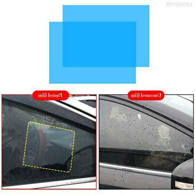universal anti fog film automotive auto parts