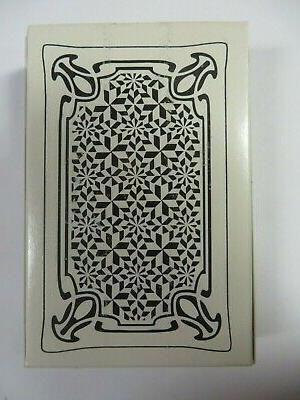 Vintage NAPA PARTS Playing Cards