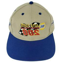NAPA Auto Parts 200 1999 Otto Cap Hat Racing Blue Gray NOS V