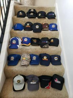 NAPA Auto Parts Baseball Caps Hat Collection Lot 27