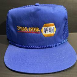 Napa Auto Parts Blue & Gold Trucker Hat