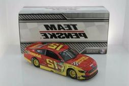 NASCAR 2020 RYAN BLANEY #12 ADVANCE AUTO PARTS 1/24 CAR