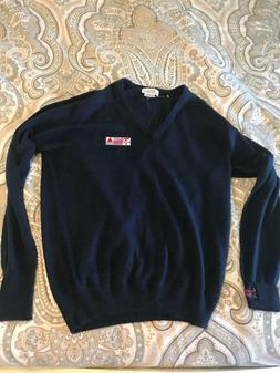 NEW  7 ELEVEN / CHIEF AUTO PARTS / CITGO PULLOVER SWEATER